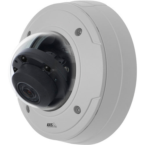 AXIS P3364-LVE 12MM NETWORK SURVEILLANCE CAMERA - Calsentry