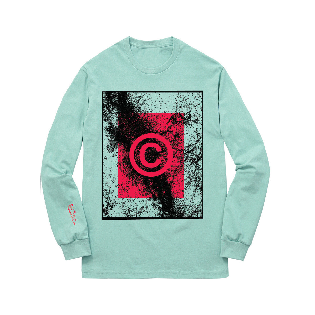 WAVES - LONG SLEEVE - MINT