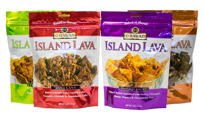 MORE LAVA (Loyalty) 4-Pack - 4oz Bags