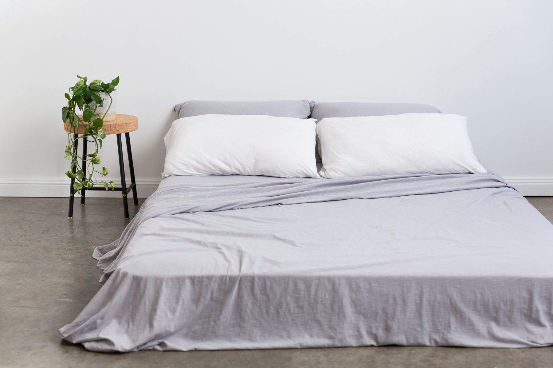 T SHEET™ flat sheets – fortable jersey knit flat bed sheets