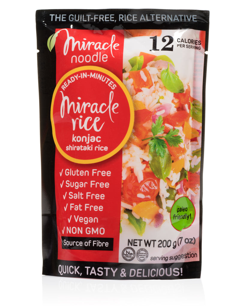 "Miracle Rice - ""Aroma Free"" Noodles"