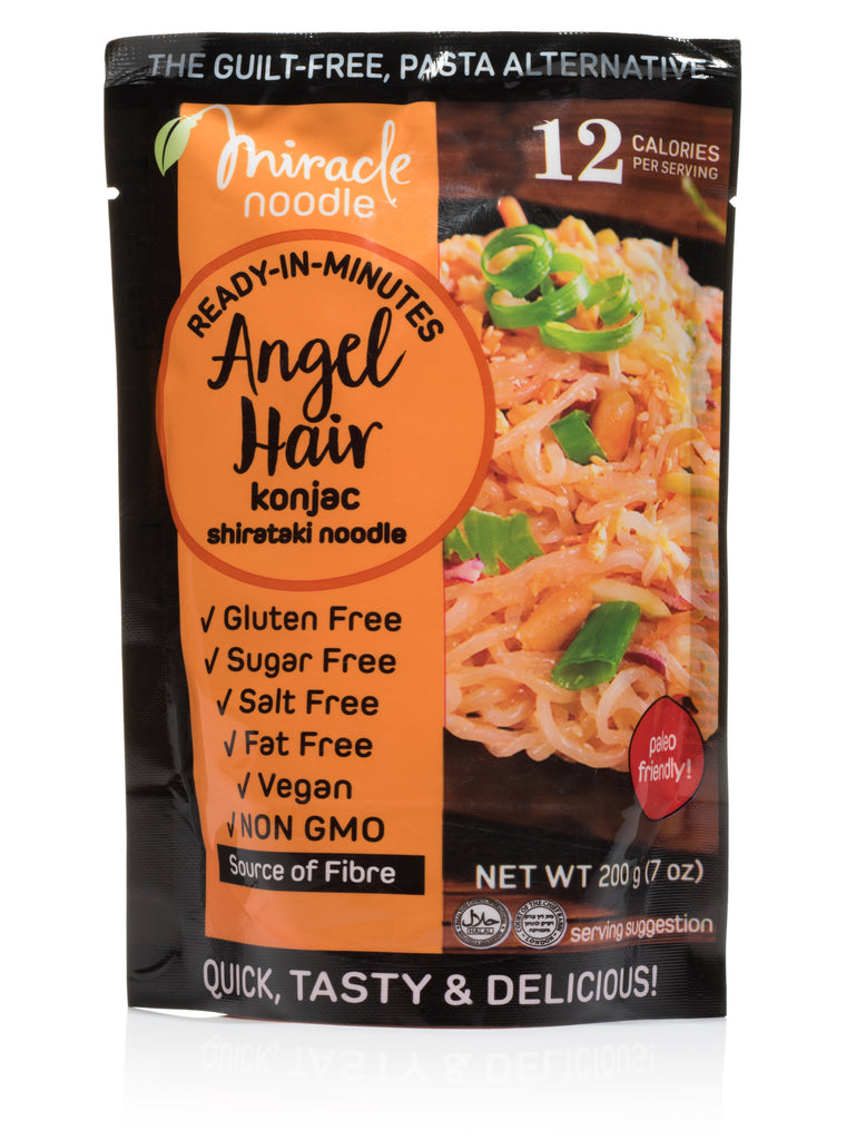 "Angel Hair - ""Aroma Free"" Noodles"
