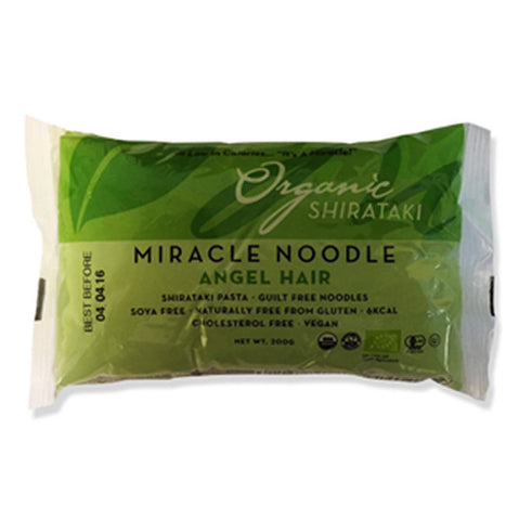 40% OFF! Organic Miracle Noodle  Angel Hair