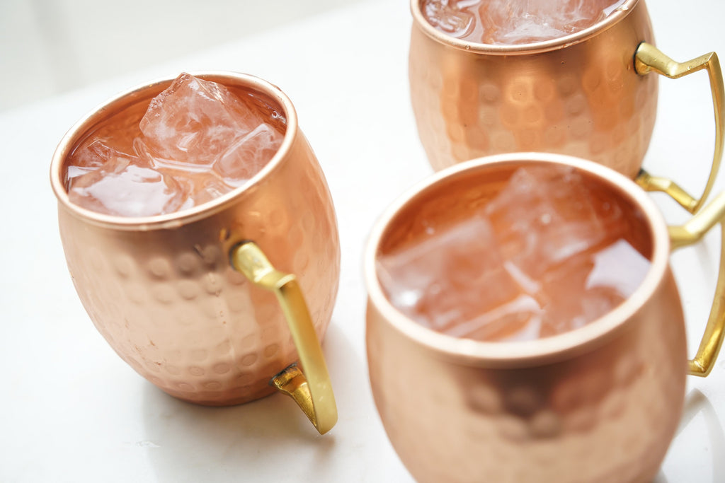 What Are The Health Benefits In Drinking From Copper Mugs and Containers