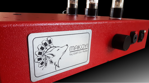 The New Makoyi - An Awesome and Powerful Headphone Amp
