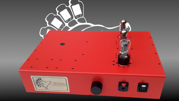Natayo - High Power OTL Headphone Amp