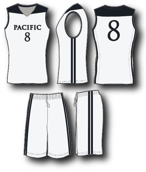 PACIFIC Game Uniform