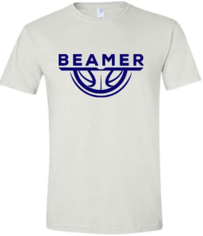 Beamer Basketball Tee
