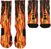Fuego Custom Socks