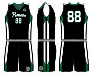 PIONEER Team Uniform Set