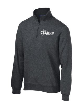 Beamer Quarter Zip Sweatshirt
