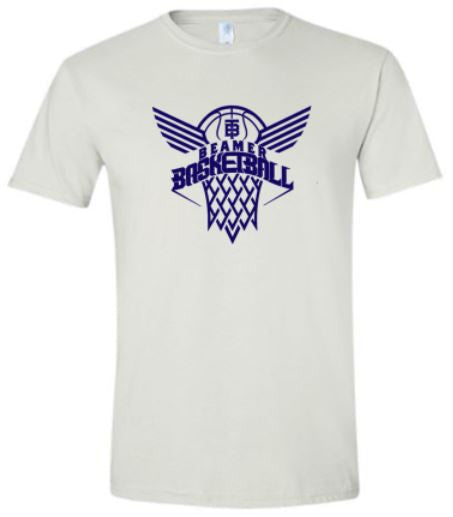 Beamer Basketball Performance T-Shirt