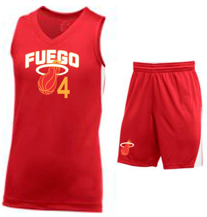 Fuego Team Uniform