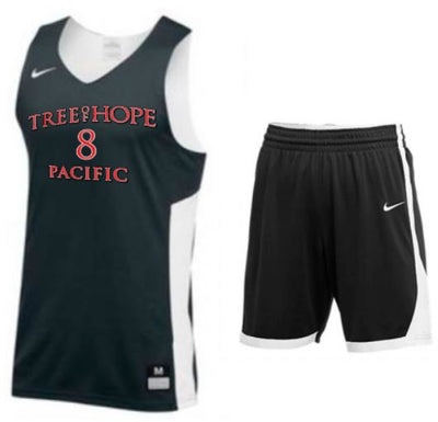 TOH Reversible Game Uniform (1 - 3 Grade)