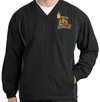 Team Legacy V-Neck Raglan Wind Shirt