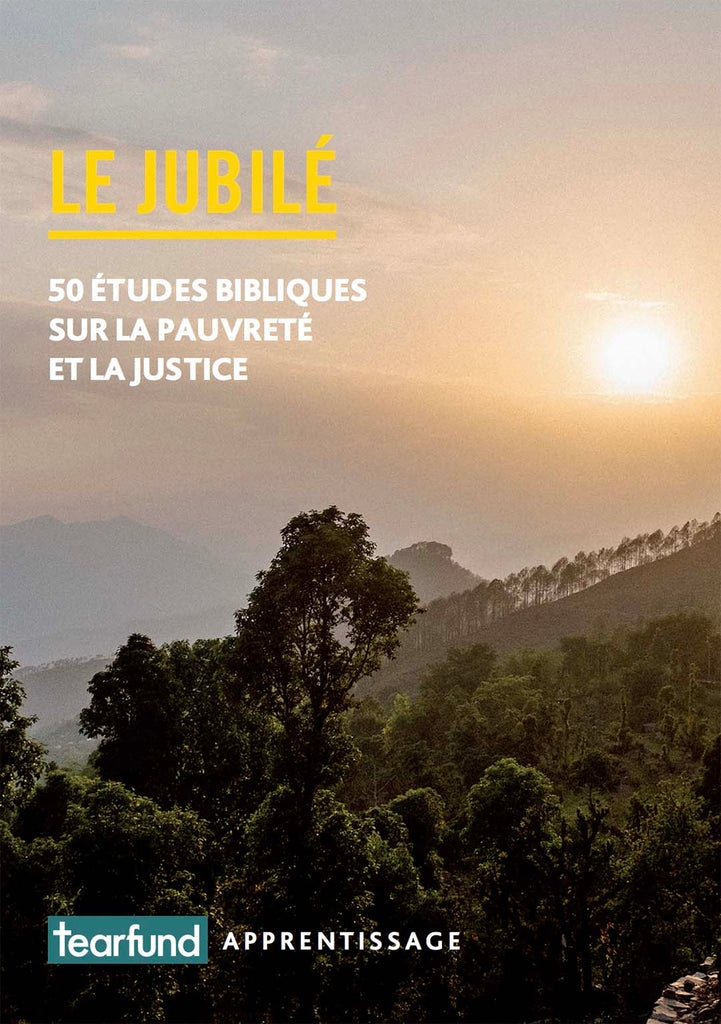 Jubilee: 50 Bible studies on poverty and justice (French)