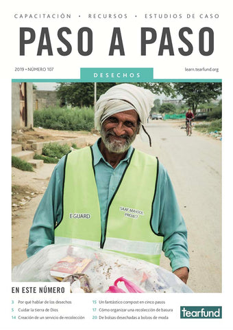 Footsteps 107: Waste (Spanish) (Pack of 10)