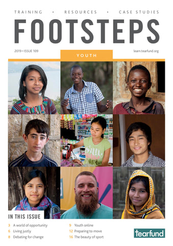 Footsteps 109: Youth (English) (Pack of 10)