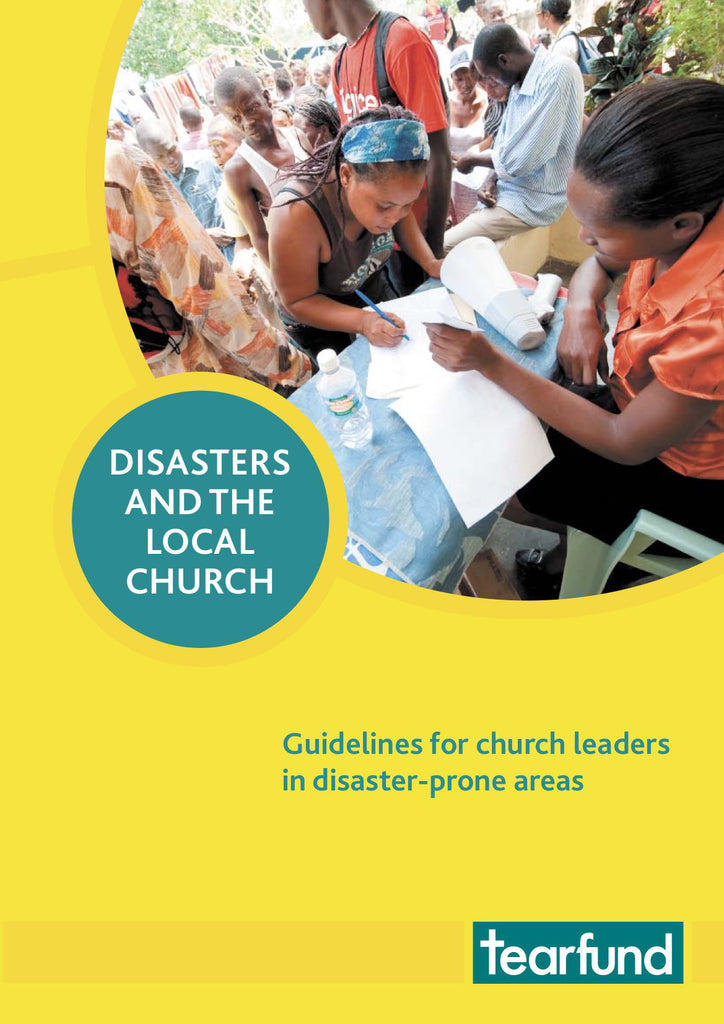 Disasters and the local church (English)
