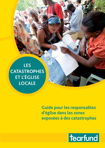 Disasters and the local church (French)