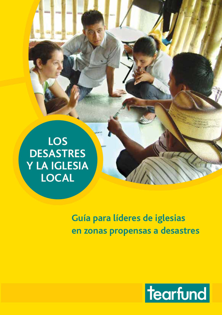 Disasters and the local church (Spanish)