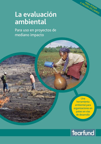 Environmental assessment (Spanish)