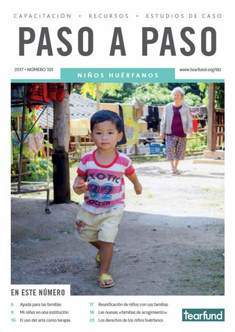 Footsteps 101: Caring for orphans (Spanish) (Pack of 10)