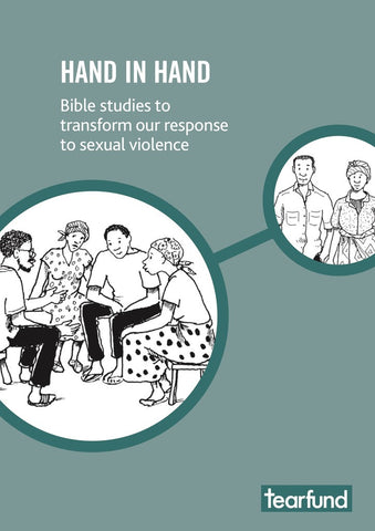 Hand in hand: Bible studies to transform our response to sexual violence (English)