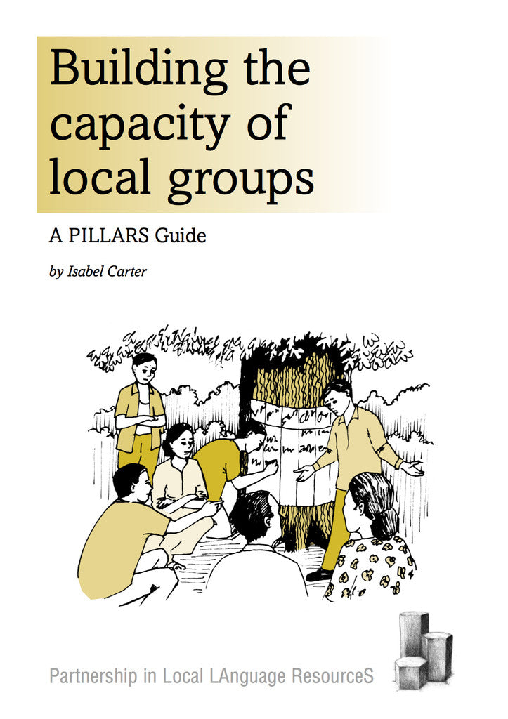 PILLARS: Building the capacity of local groups: Asian Edition (English)