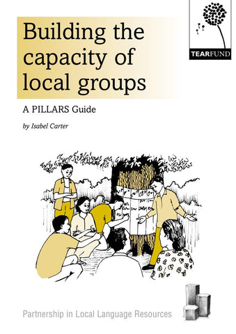 PILLARS: Building the capacity of local groups: African Edition (English)