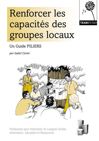 PILLARS: Building the capacity of local groups: African Edition (French)