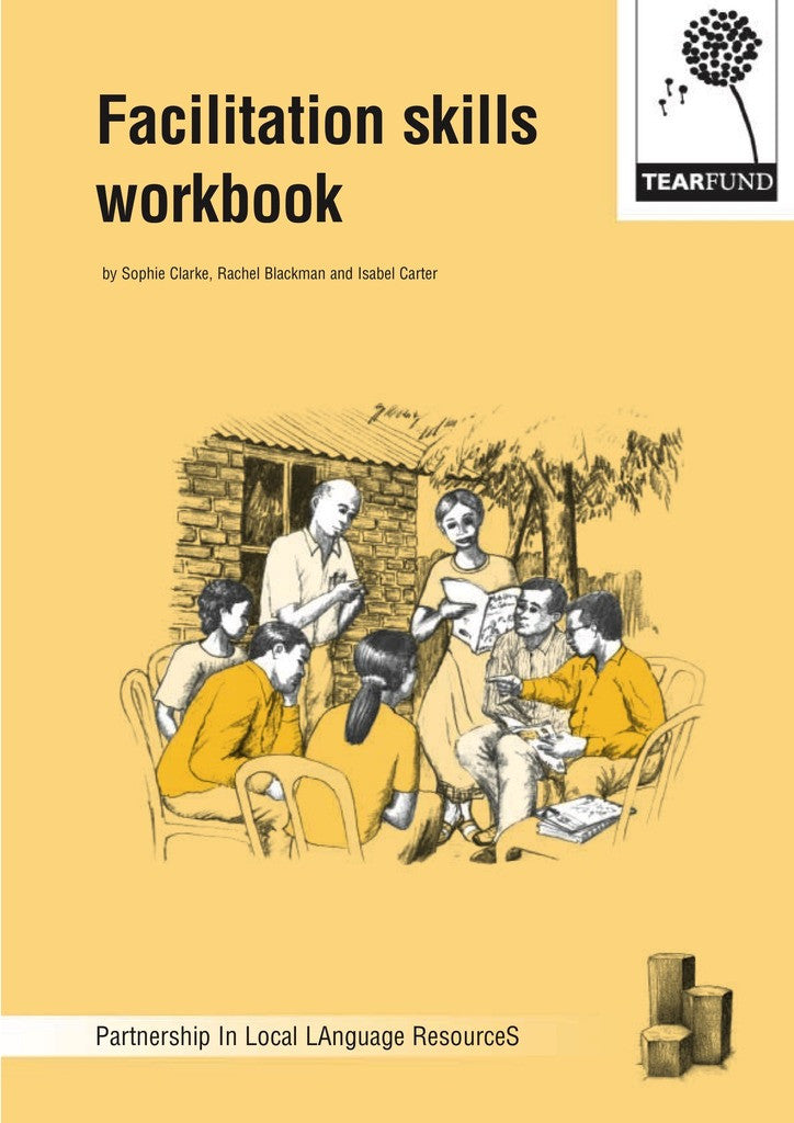 PILLARS: Facilitation skills workbook (English)