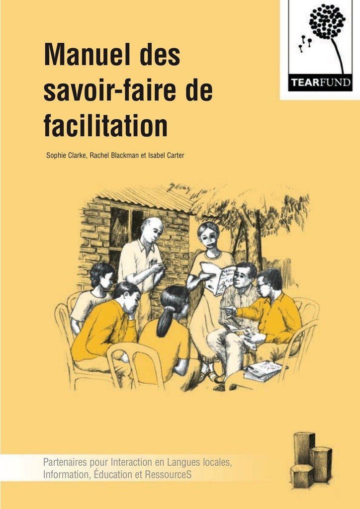 PILLARS: Facilitation skills workbook (French)