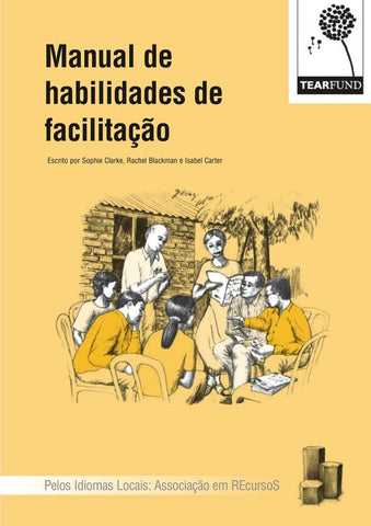 PILLARS: Facilitation skills workbook (Portuguese)