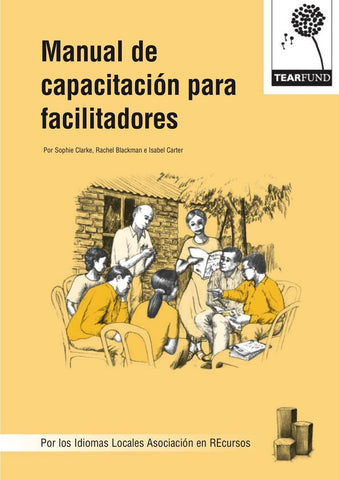 PILLARS: Facilitation skills workbook (Spanish)
