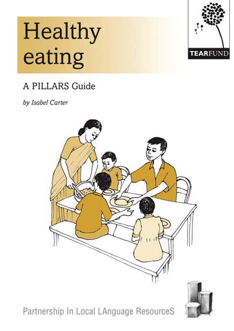 PILLARS: Healthy eating (English)