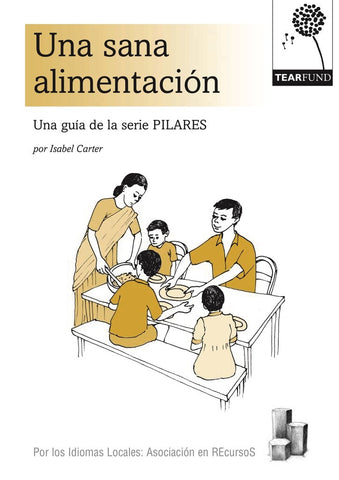 PILLARS: Healthy eating (Spanish)