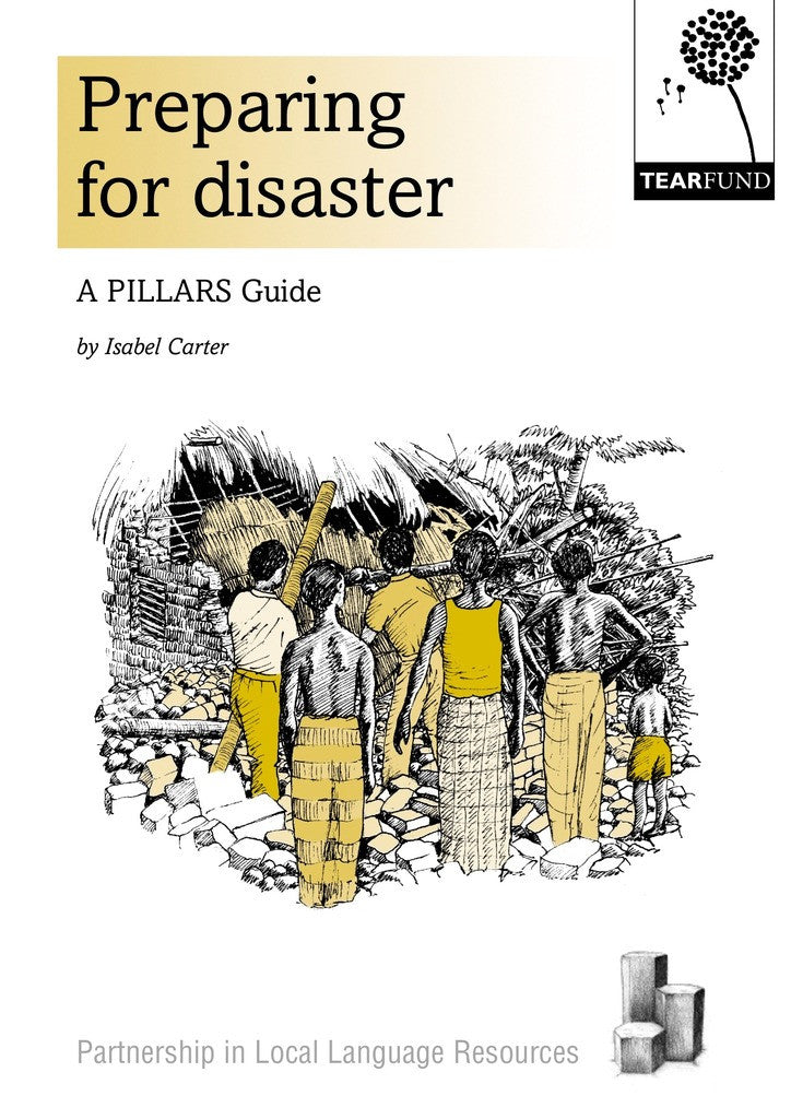 PILLARS: Preparing for disaster (English)