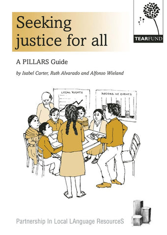 PILLARS: Seeking justice for all (English)