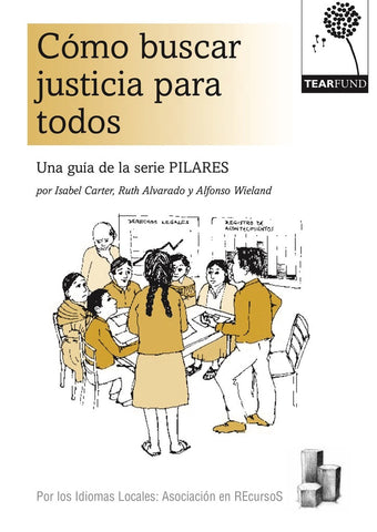 PILLARS: Seeking justice for all (Spanish)