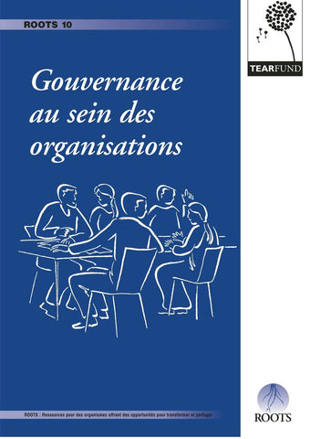 ROOTS 10: Organisational governance (French)