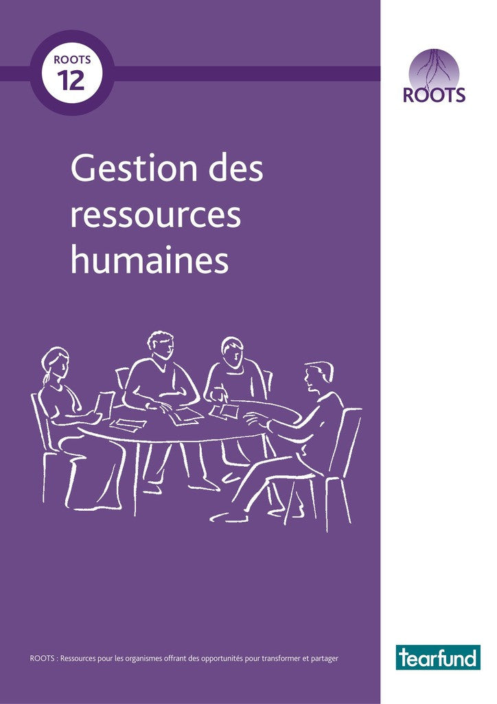 ROOTS 12: Human resource management (French)
