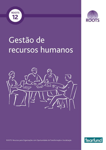 ROOTS 12: Human resource management (Portuguese)