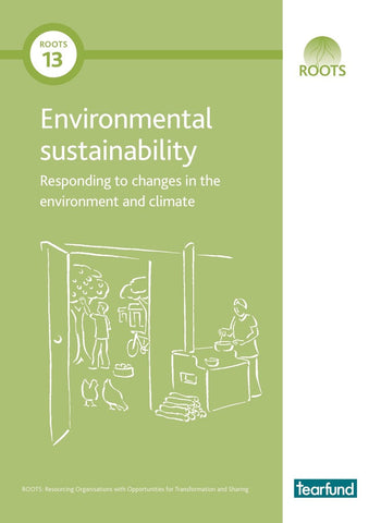 ROOTS 13: Environmental sustainability (English)
