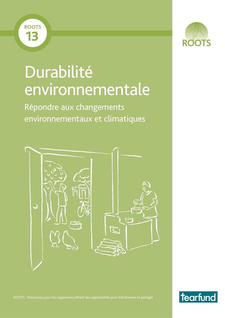 ROOTS 13: Environmental sustainability (French)