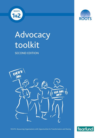 ROOTS 1&2: Advocacy Toolkit (Second edition) (English)