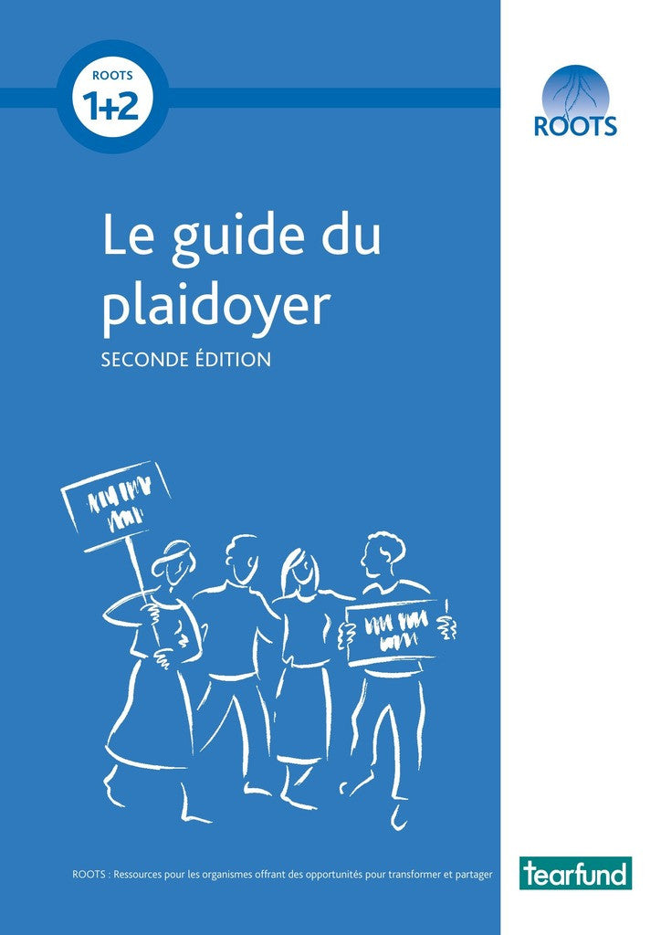 ROOTS 1&2: Advocacy Toolkit (Second edition) (French)