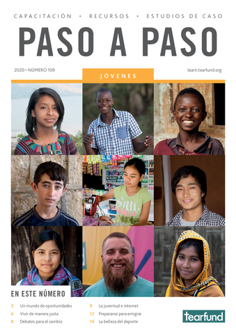 Footsteps 109: Youth (Spanish) (Pack of 10)
