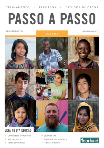 Footsteps 109: Youth (Portuguese) (Pack of 10)