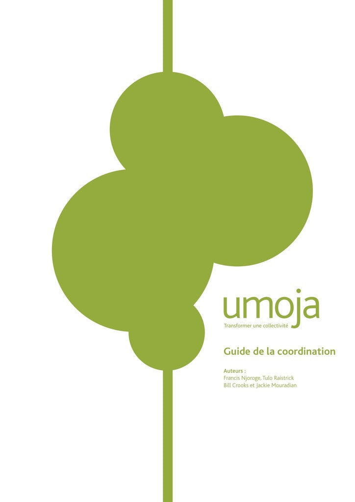 Umoja: Co-odinator's Guide (French)